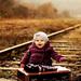 opustená železnica