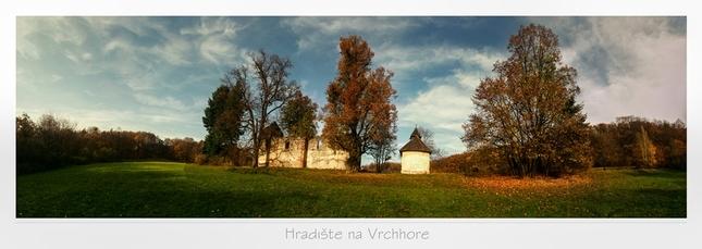 Hradište na Vrchhore
