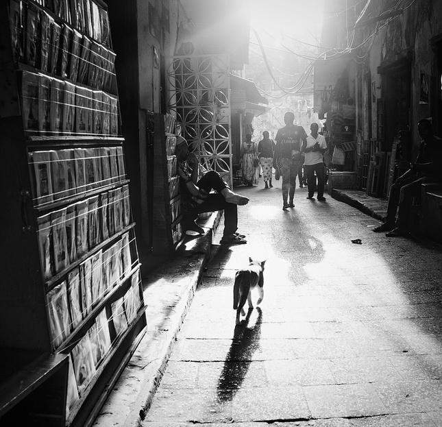 čaro ulice