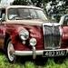 MG Magnette ZB 1956-1958