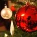 Vianočná guľa a ja