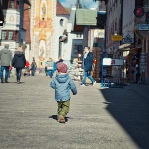 Prechádzka v meste