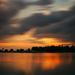 západ slnka na Sĺňave III