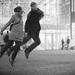 Levitating Couple