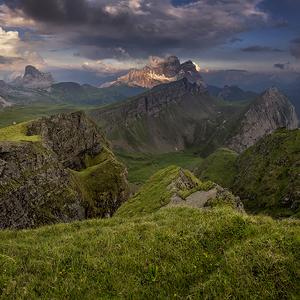 Alpská chvíla