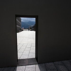 Za dverami mojej izby