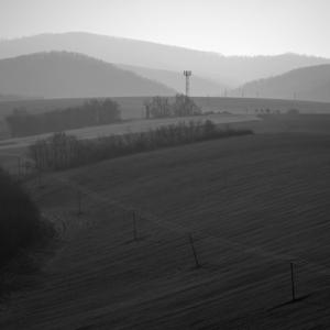 Krajina so stĺpmi