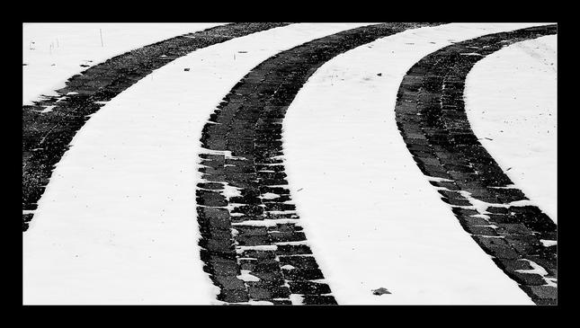 Dráhy zimy