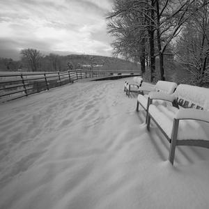 Keď si sadne zima