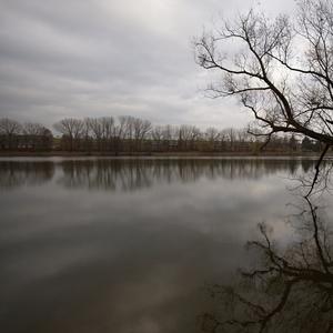 Vodná krajina