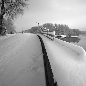 Zima v stredu