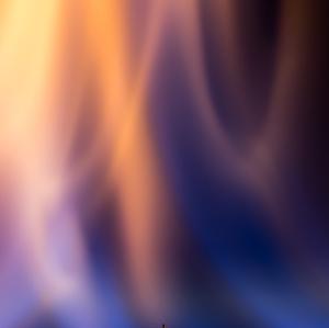 v plameňoch