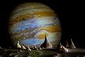 Na orbite Jupitera