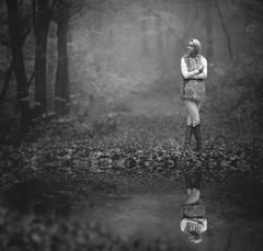 Lesne zrkadlo