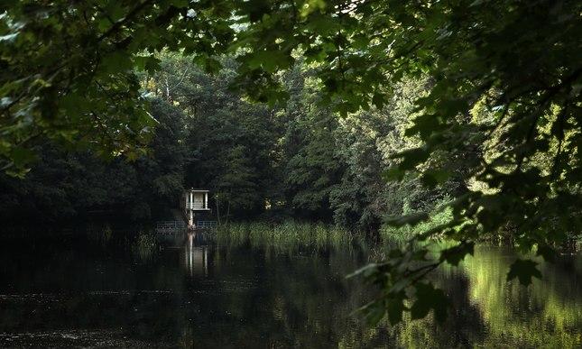 Rybničný domček