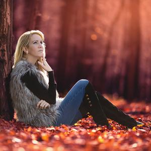 V jesennom lese