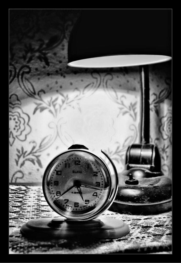 Kde ostal ten čas?