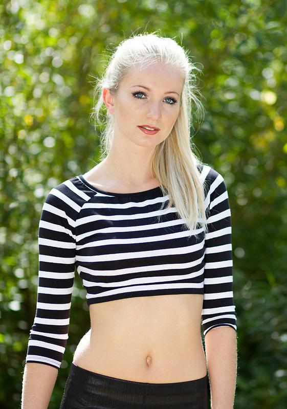 stripes look