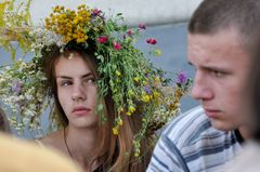 Ukrajinská víla