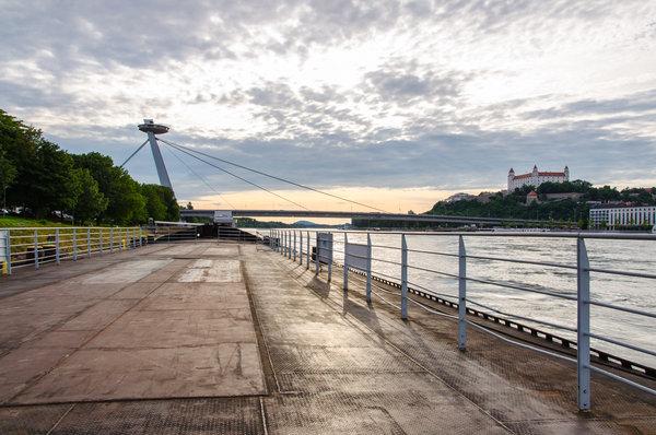 Potulky Bratislavou