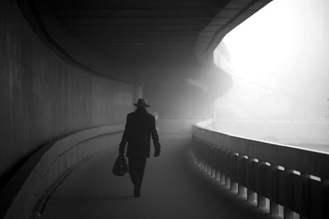 Kam ideš tajomný pán?