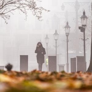 Mesto na jesennom koberci