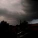 búrka 1