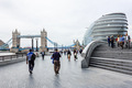 Tower Bridge & City hall