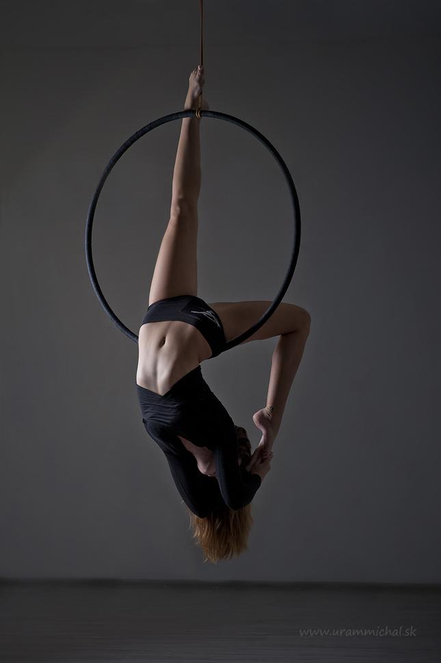 Aerial hoop ll.