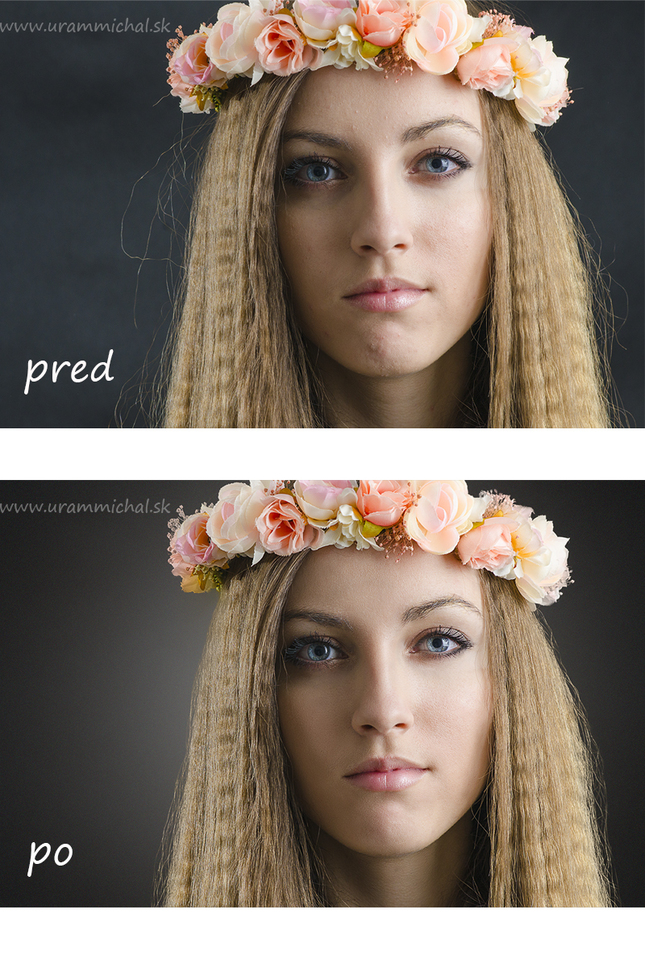 Pred a po