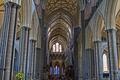 Salisburská katedrála