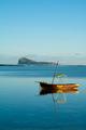 opustená, Mauritius