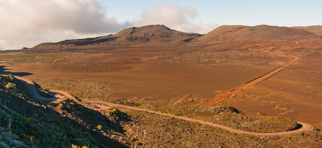cestou z Marsu