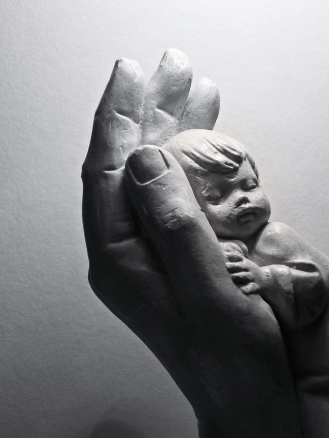 Ochranná ruka ...
