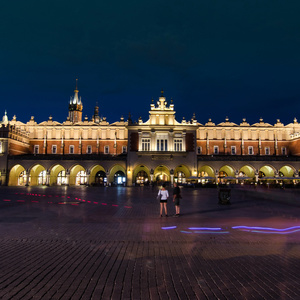 Nočný Krakow