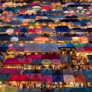 Thajske trhy