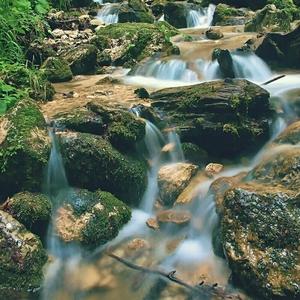 Vodopadiky Jamošíkove diery