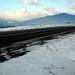 cesta v zime