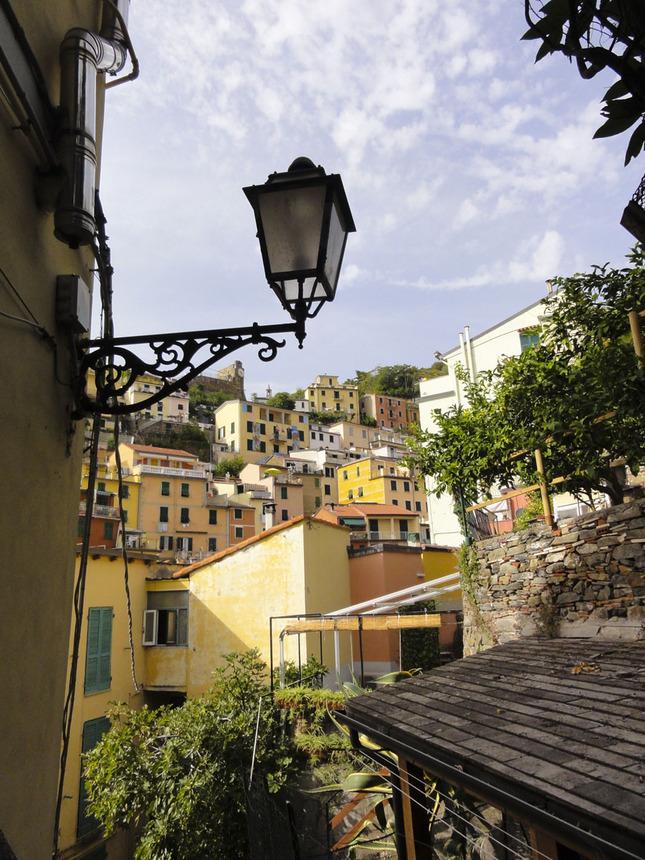 Pohlad z talianskej ulicky