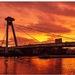 Sunset - Bratislava