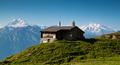 Klasický pohľad Alpský