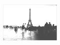 dva poľady na Eiffel Tower