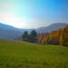 Vyhne - jeseň 2