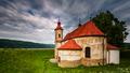 Kostol a Strom