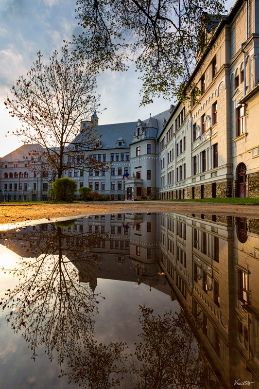 Gymnázium v Levoči