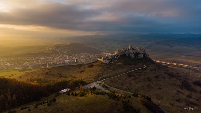 Jeseň na hrade