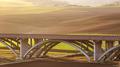 Most D1 pod Sivou Bradou