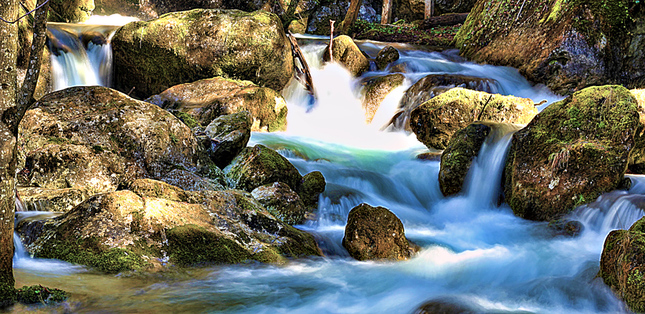 Vodopád Myrafälle - Rakúsko
