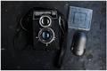 Lubitel 166 Universal - Tehla z termoplastu