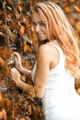 Jesenná slečna